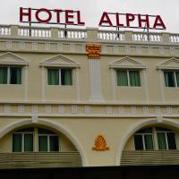 Hotel Alpha, hotel in Bukit Mertajam