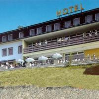 沃斯登豪斯酒店,Wallendorf的飯店