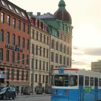 Center Hotel- Sure Hotel by Best Western Center, отель в городе Гётеборг