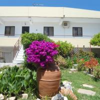 Evi Apartments And Studios, hotel in Theologos