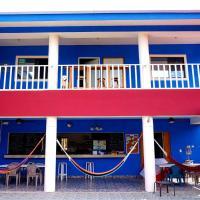 Hostal Monte Cristi, hotell nära Augusto Cesar Sandino internationella flygplats - MGA, Managua