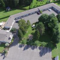 Motel La Cheminée, hotel em Saint-Jérôme