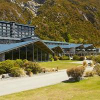 The Hermitage Hotel Mt Cook