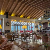 Orizontes Tzoumerkon Hotel Resort, hotel in Pramanta