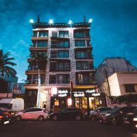 Down Town Hotel By Business & Leisure Hotels, hotel in Casablanca
