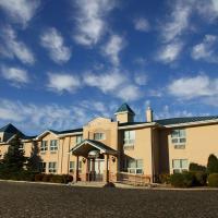 Pilgrim Inn, hotel em Caronport