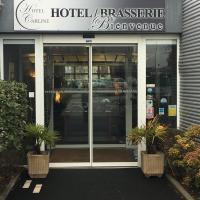 Hotel Carline, hôtel à Caen