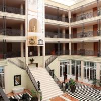 Gran Hotel Aqualange - Balneario de Alange, hôtel à Alange