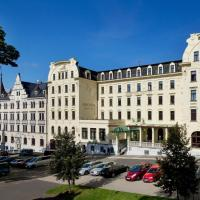 Clarion Grandhotel Zlaty Lev, hotel in Liberec
