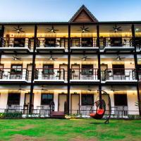 Hotel De Nara, отель в Чиангмае