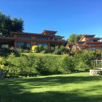 Cabañas El Roble Lican Ray, hotel en Licán Ray