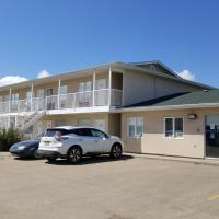 Waintel Studio-wainwright motel, hotel em Wainwright
