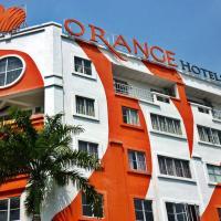Orange Hotel Kota Kemuning @ Shah Alam, hotel in Shah Alam