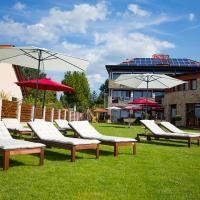 Pole Position Beach Hotel, hotel Balatonszárszón