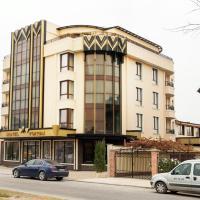 Hotel Forum, отель в городе Пазарджик
