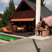 Ferienhaus TSAVO, отель в городе Вальд-Михельбах