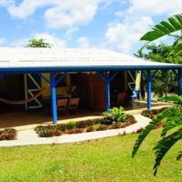 Residence Les Palmiers, hotel in La Trinité