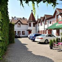 Hotel Atrium, hotel in Pardubice