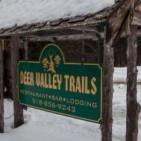 Deer Valley Trails, hotel in Saint Regis Falls