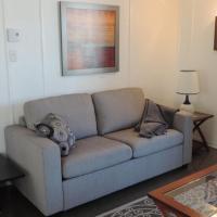 Les appartements du Vieil Édifice 372 rue St-Jean, hotel em Metabetchouan