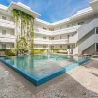 Beach Haus Key Biscayne Contemporary Apartments, hotel in Miami