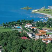 Camping Hotel Au Lac De Como, hotel a Sorico