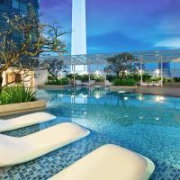 Oasia Suites Kuala Lumpur by Far East Hospitality, hótel í Kuala Lumpur