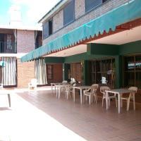 Hosteria Columbia, hotel en Mina Clavero