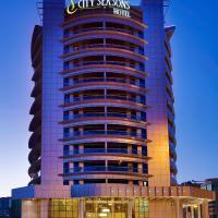 City Seasons Hotel Dubai, hotel sa Dubai