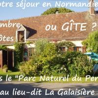 Gîte de La Galaisière, hotel in Préaux