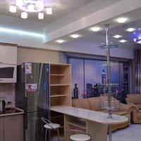 Апартаменты на Комсомольской 373б, отель рядом с аэропортом Аэропорт Южно-Сахалинск - UUS в Южно-Сахалинске