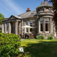 The Lodge Guest House, hotel in Elgin