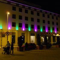 Hotel Bistrita, hotel din Bacău
