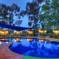 Great Aussie Holiday Park, hotel em Bowna