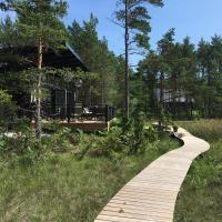 Maven Kustnära Stugor, hotel in Kappelshamn