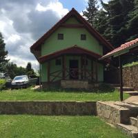 Chata Miška, hotel v Drienici