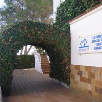Apartamentos Piscis, hotel a Cala Blanca