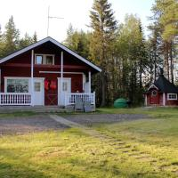Ahosen Lomamökit, hotel in Vikajärvi