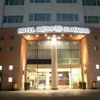 Hotel Diego de Almagro Curicó, hotel en Curicó