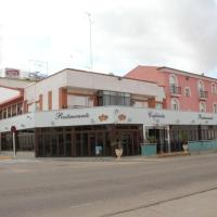 Hotel Frijon, hotel in Aceuchal