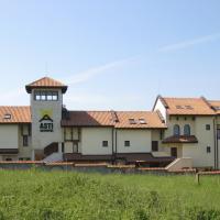 Asti Arthotel, hotel in Sinemorets
