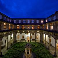 산티아고데콤포스텔라에 위치한 호텔 파라도르 데 산티아고 - 호스탈 레이스 카톨리코스