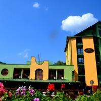 Hotel Stogu, hotel in Băile Olăneşti