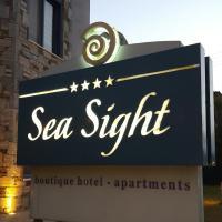 Sea Sight Boutique Hotel, hotel in Porto Rafti