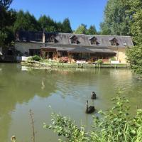 Le Moulin Calme, hôtel à Luceau