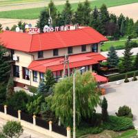 Hotel Oaza – hotel w mieście Golina