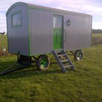 Shrublands Farm Shepherd's Hut