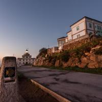 Hotel O Semaforo, hotel in Finisterre