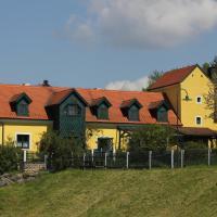 Ferienwohnung Zum alten Forsthaus,Messern的飯店
