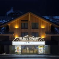 ロッキーポップ ホテル (ポルト デ シャモニー)、レ・ズッシュのホテル